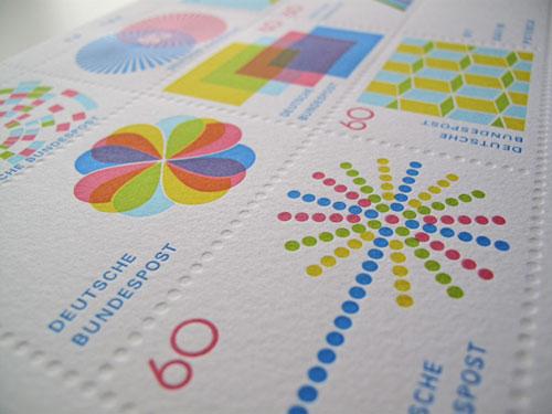 国外邮票设计师最新设计作品