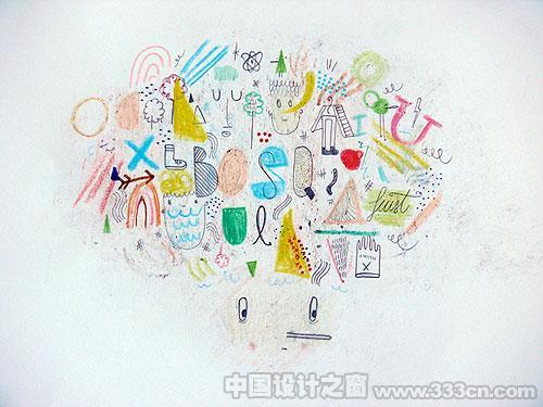 国外涂鸦作品设计