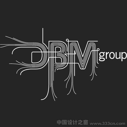 国外设计团队DBM卡片作品设计