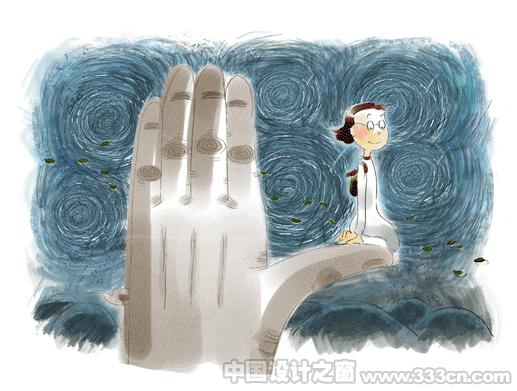 杨梅红插画 杨梅红设计 杨梅红教育 杨梅红