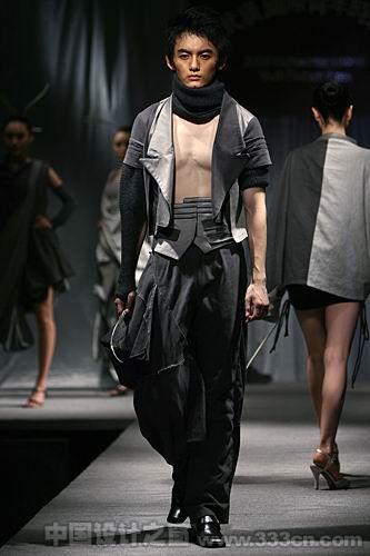 服装设计 服装展演 服装创意 武汉国际青年时装周