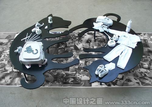 09毕业展 山东工艺美院 毕业展览