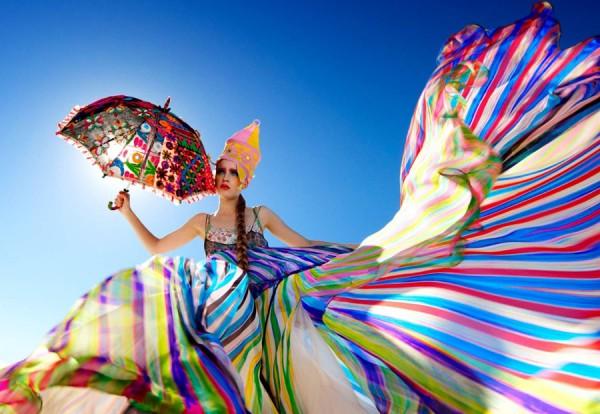 舞动狂野 时尚摄影欣赏