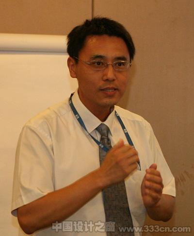 中国惠普有限公司打印及成像系统集团高级业务发展经理黎兵