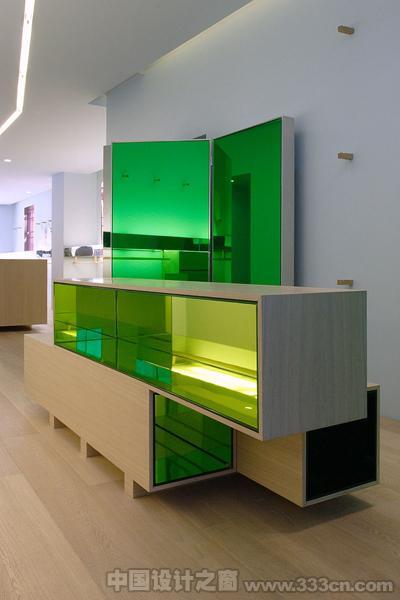 陈设设计 专卖店设计 环境设计 室内设计 商业展示设计