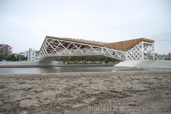 CA-DESIGN文筑国际:上海青浦步行桥