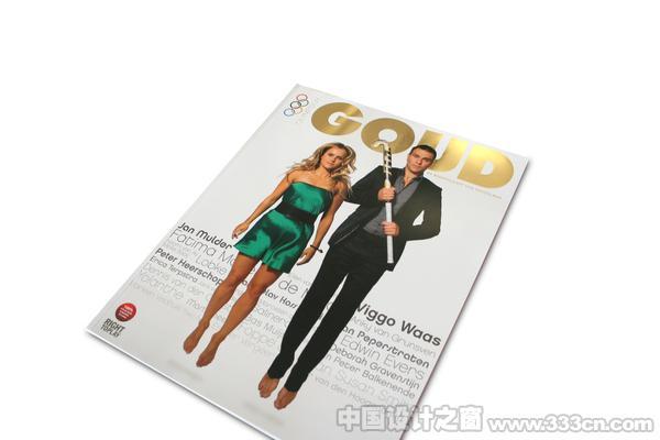 国外体育杂志设计欣赏