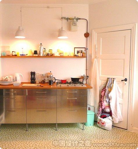 丹麦艺术家Peeks优雅家居设计