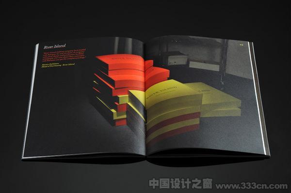 画册 设计 平面 Andrew・Townsend 欣赏