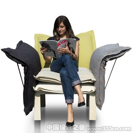 西班牙 沙发 工业设计 创意 欣赏