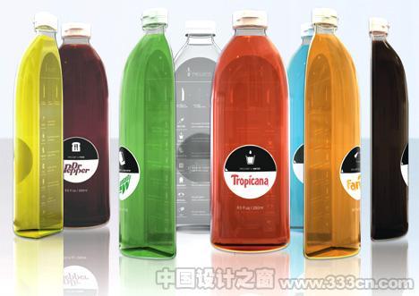 工业 设计 创意 欣赏 水瓶