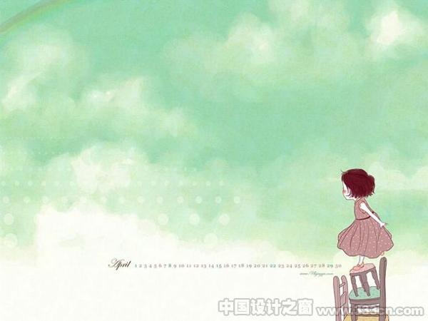宋慧云 插画 柔美风格 设计 欣赏