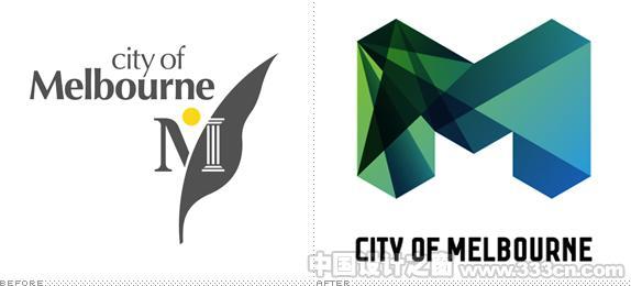 市徽 标志 墨尔本 澳大利亚 徽标设计