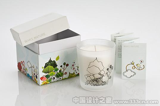 蜡烛 设计 工业 产品 欣赏