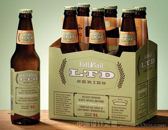美国饮料创意包装设计精选