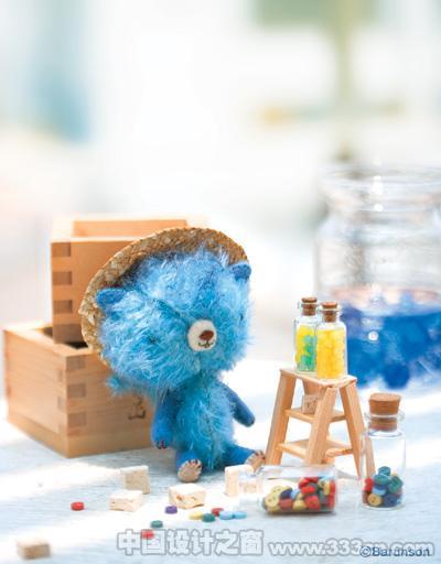 韩国Barunson公司推出的系列独特玩偶