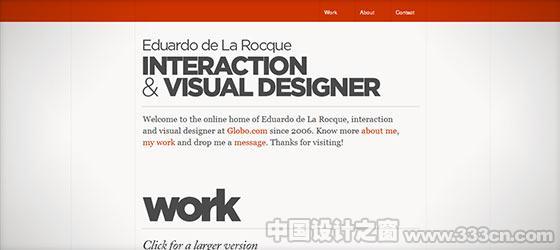 web 网页 设计 版式 创意