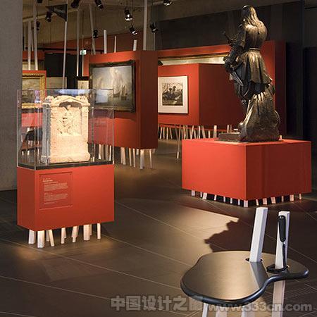 展览 展台 设计 创意 鹿特丹