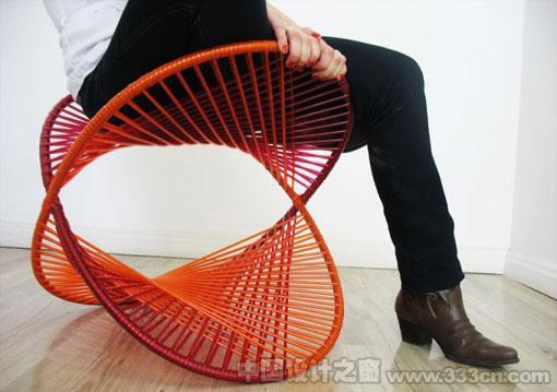 打破传统的R540 -摇椅