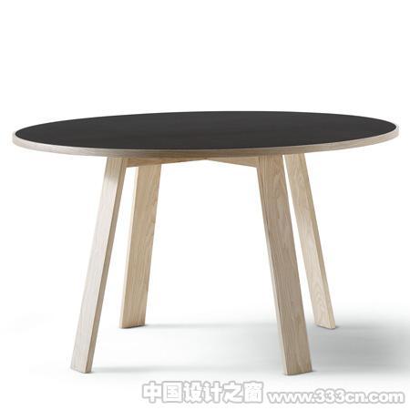 融入中国元素的现代西方简约风格家具