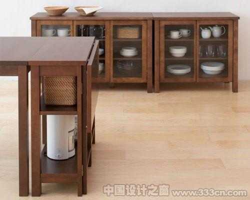 简约环保主义-日本无印良品的时尚家居