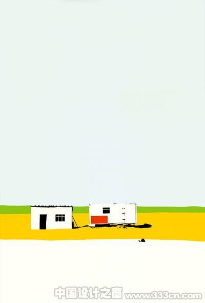80后日本插画师Fumitake Uchida作品