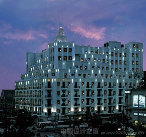 朗廷 十里洋场Art Deco归来