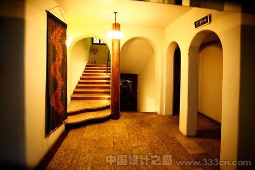 上海深巷里的地中海心境