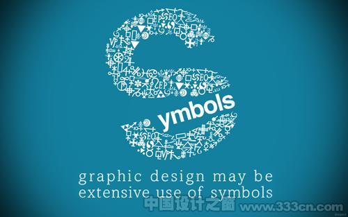 漂亮的国外创意字体版式设计欣赏