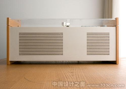 SK4-时尚电唱机再设计