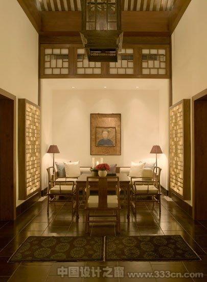 酒店 设计 创意 室内 安缦颐和