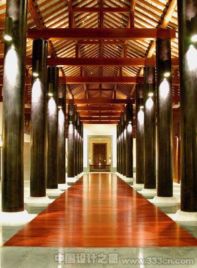 酒店 设计 创意 室内 富春山居