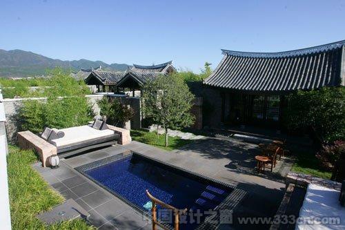 酒店 创意 设计 悦榕庄 丽江