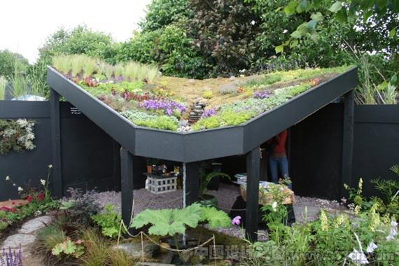 屋顶 房屋 建筑 环艺 设计