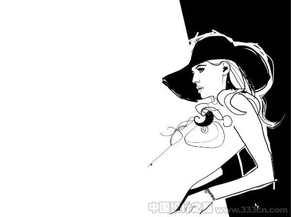 Rubens・LP 插画 设计 创意 巴西