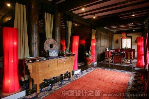酒店 设计 创意 室内 仁安悦榕庄