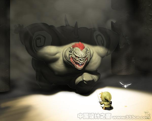 插画 美国 Pacman23 创意 设计