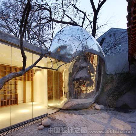 北京 胡同 泡泡 环艺设计 建筑