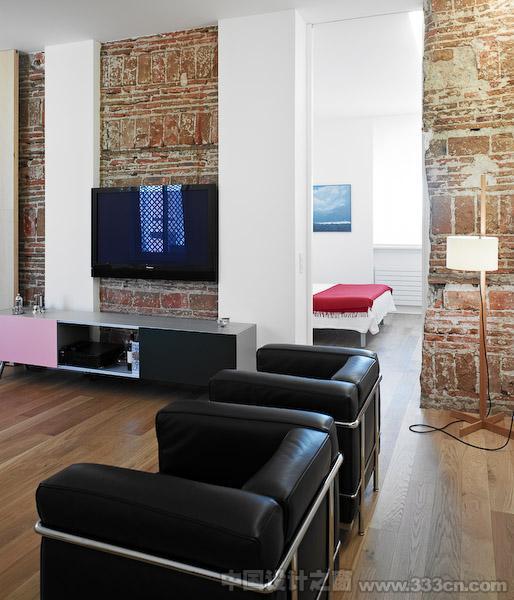 马德里 公寓 设计 室内 装修