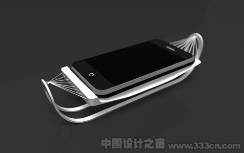 iphone 手机伴侣 数码产品 设计 创意