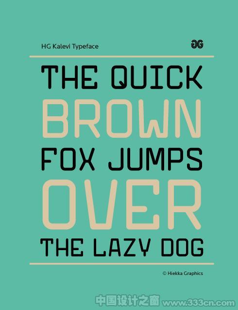 平面 设计 字体设计 芬兰 Ossi・Gustafsson