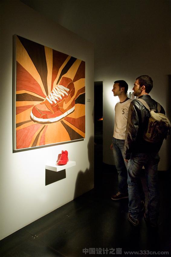 nike 展厅 展览 时尚