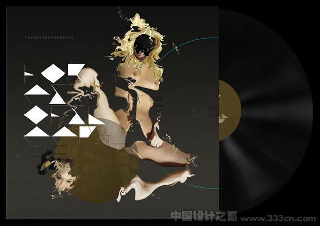 CD封面 海报 字体 标志 波兰 Kxx