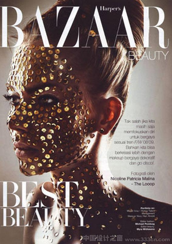 摄影 彩妆 杂志 印度尼西亚 Nicoline Patricia Malina