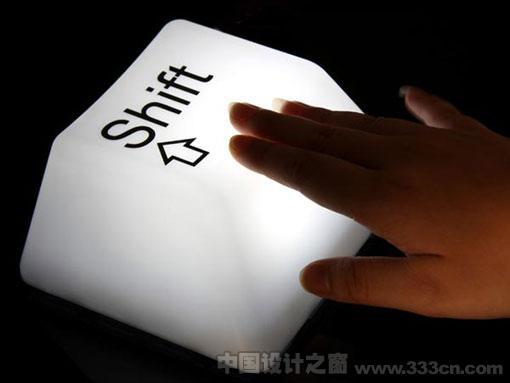 灯具 照明灯 键盘 创意产品 工业设计
