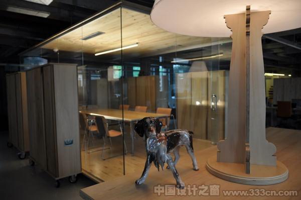 headvertising 办事处 办公室设计 罗马尼亚 室内设计