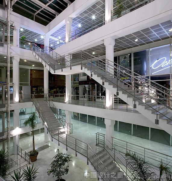 卡萨布兰卡 中心建筑 公共建筑 建筑艺术 设计