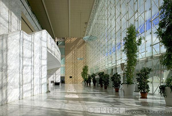 西班牙 马德里 会议厅 展览馆 建筑设计