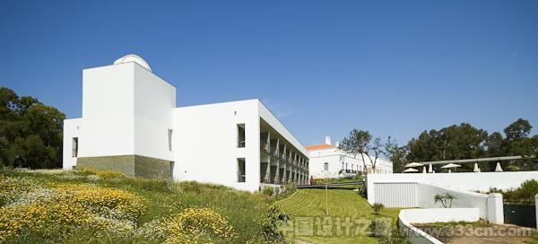 埃斯塔拉 酒店外观 设计 建筑设计 葡萄牙