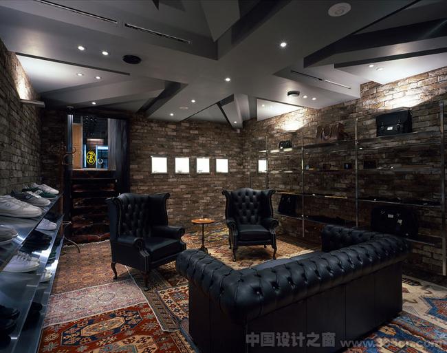 莫斯科 店面设计 Fred・Perry 室内设计 装修